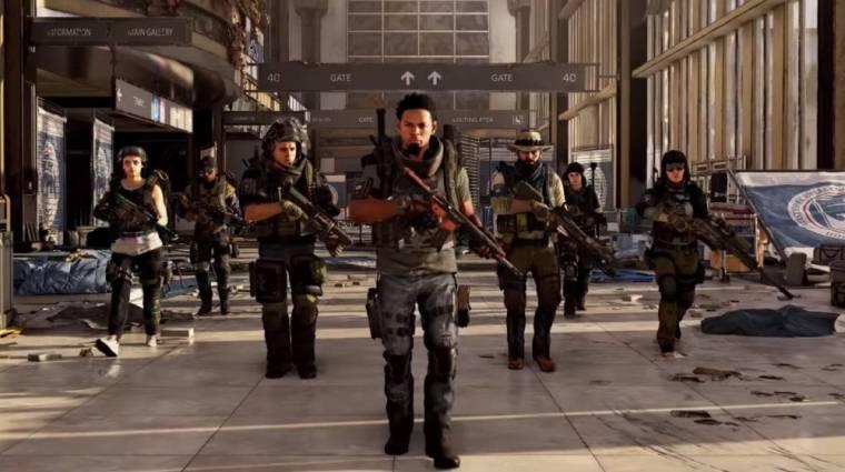 Tom Clancy's The Division 2 - hivatalos matchmakinggel jön az Operation Dark Hours raid új nehézségi fokozata bevezetőkép