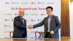 Új mesterségesintelligencia-laboratóriumot hozott létre az LG kép