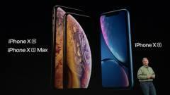 Megérkeztek a szép, okos és hiperdrága új iPhone-ok kép