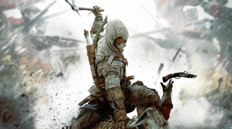 Assassin's Creed III Remastered - traileren a játék, megvan a megjelenési dátum bevezetőkép