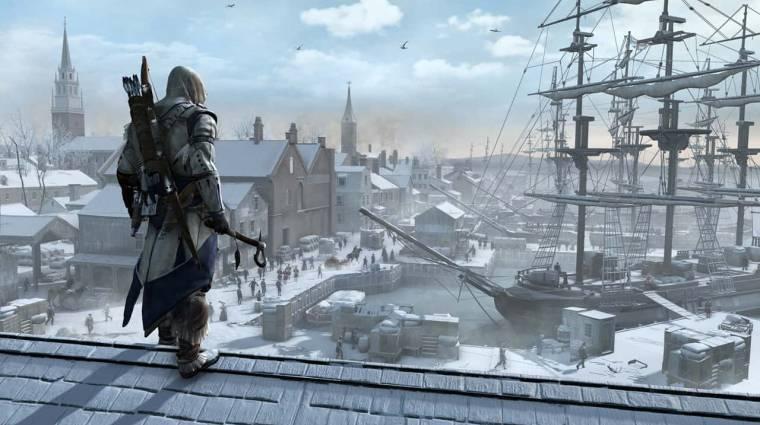 Assassin's Creed III Remastered - fejlődni fog a lopakodás is bevezetőkép