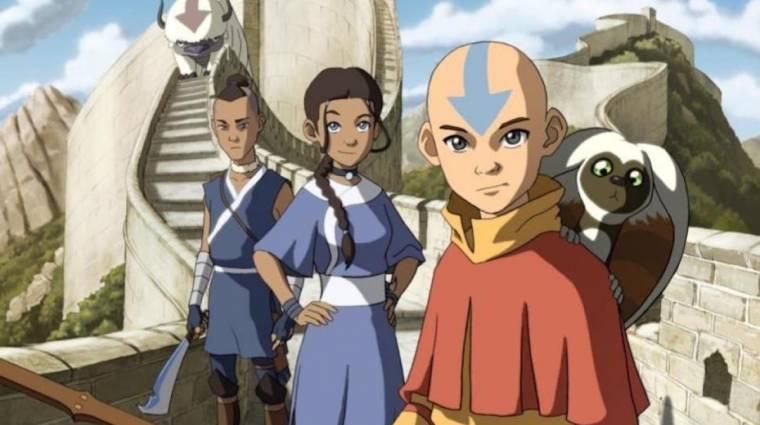 Új Avatar sorozat debütál a YouTube-on hamarosan bevezetőkép