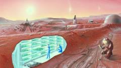 Bagóért vehetünk a Mars talajából kép