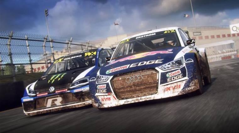 DiRT Rally 2.0 - hivatalos WRX licenccel, hat helyszínnel, sok autóval jön bevezetőkép