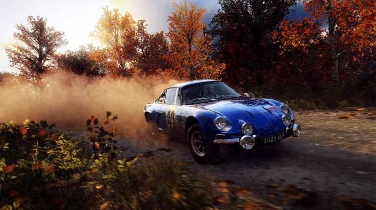 DiRT Rally 2.0 - még idén nyáron érkezik a VR-támogatás bevezetőkép