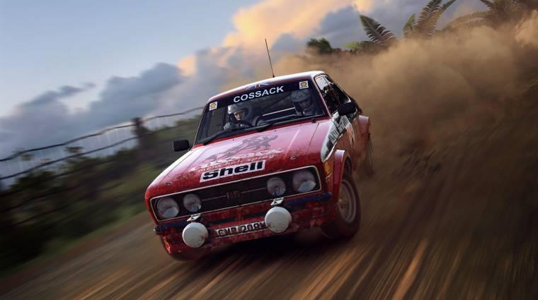 DiRT Rally 2.0 gépigény - ilyen vas kell a kasztniba bevezetőkép