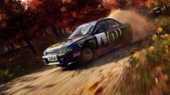DiRT Rally 2.0 infódoboz