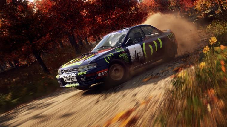 DiRT Rally 2.0 - a ralitörténelem ikonikus autóit mutatja be az új előzetes bevezetőkép
