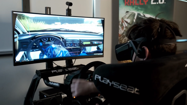 DiRT Rally 2.0 - VR-támogatást kapott PC-n bevezetőkép