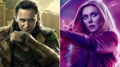 BRÉKING: Saját sorozatot kaphat Loki és Skarlát Boszorkány is kép