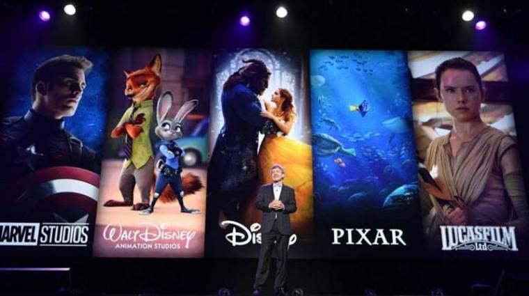 Nem fognak exkluzív Star Wars filmek készülni a Disney Pluszra kép
