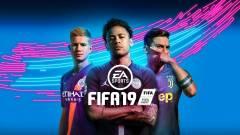 FIFA 19 - levették Cristiano Ronaldót a borítóról kép
