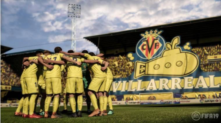 FIFA 19 - új stadionokkal bővült a felhozatal bevezetőkép