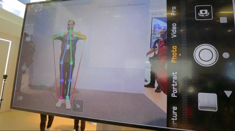 Mobilos mesterséges intelligencia és játékos perifériák kép