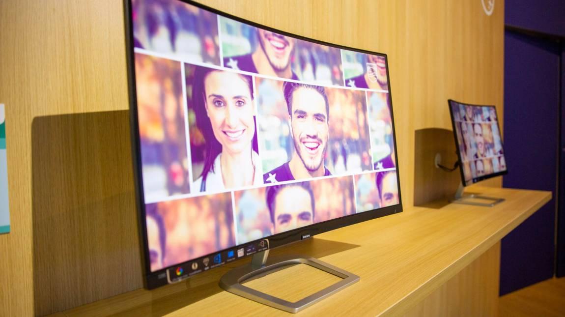 Itt egy elegáns monitor pimasz áron kép