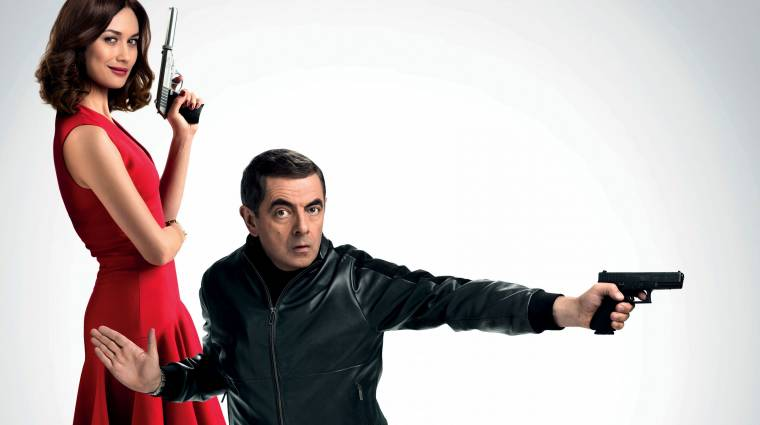 Johnny English újra lecsap - kritika kép