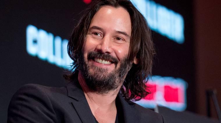 A Marvel felköszöntötte Keanu Reevest, a rajongók pedig egyből teóriagyártásba fogtak bevezetőkép
