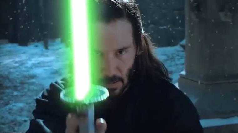Most már biztosak vagyunk abban, hogy Keanu Reeves tökéletes Darth Revan lenne bevezetőkép