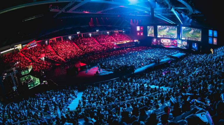 LoL Worlds 2018 - nézd a meccseket, és jutalmakat kapsz! bevezetőkép