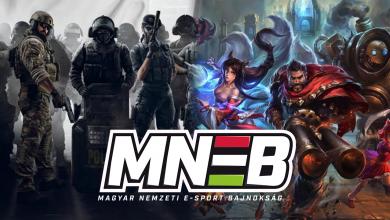 Rainbow Six: Siege és League of Legends selejtezőkkel folytatódik a Magyar Nemzeti E-sport bajnokság