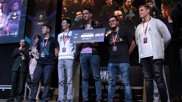 Megvannak a Magyar Nemzeti E-sport Bajnokság első nyertesei bevezetőkép