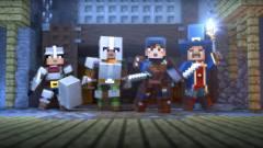 Minecraft: Dungeons - szerepjáték spin-off jön jövőre kép