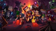 Minecraft Dungeons - belenézhetünk a játékmenetbe kép