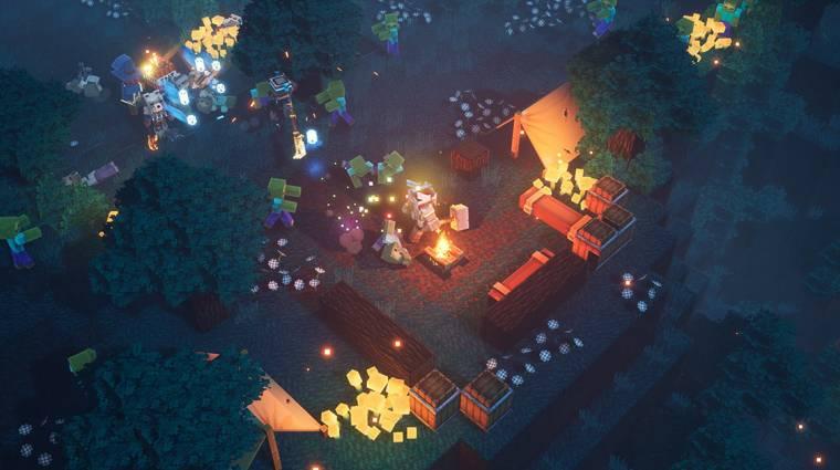 Pofás dungeonöket villantott a Minecraft kockás Diablója bevezetőkép