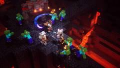 A Minecraft Dungeons DLC-kkel és cross-play funkcióval bővül kép