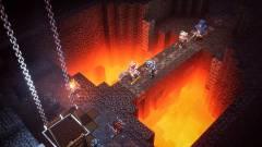Izgalmas tartalmakkal bővül a Minecraft Dungeons kép