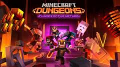 Hamarosan még jobb lesz a Minecraft Dungeons kép
