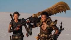 A Monster Hunter film is késni fog kép