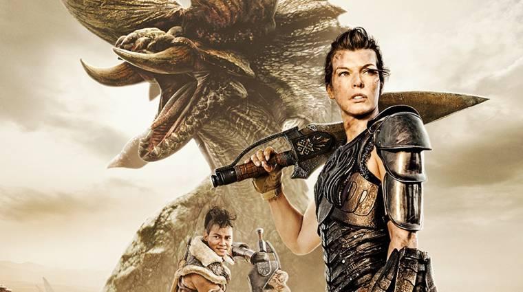 Milla Jovovich immár magyarul kiabál a Monster Hunter - Szörnybirodalom rondaságaival bevezetőkép