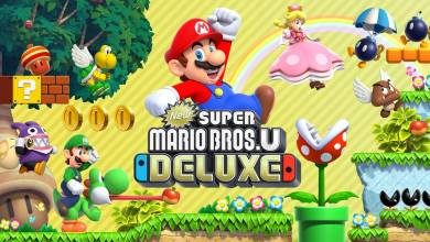 Megjelent a New Super Mario Bros. U Deluxe, és máris az élen nyitott