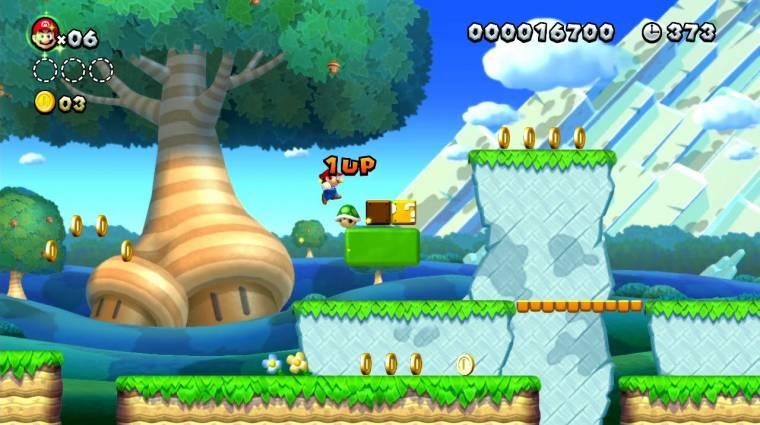 New Super Mario Bros. U - ennél furcsább speedrunnal még senki nem próbálkozott bevezetőkép