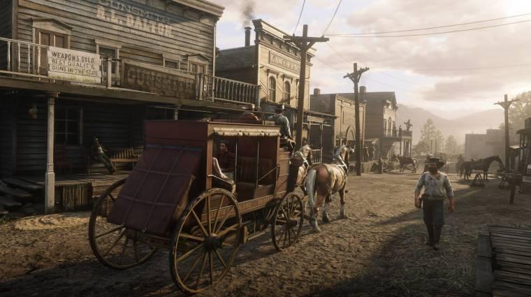 Így fogadta a játékvilág a Red Dead Redemption 2-t bevezetőkép