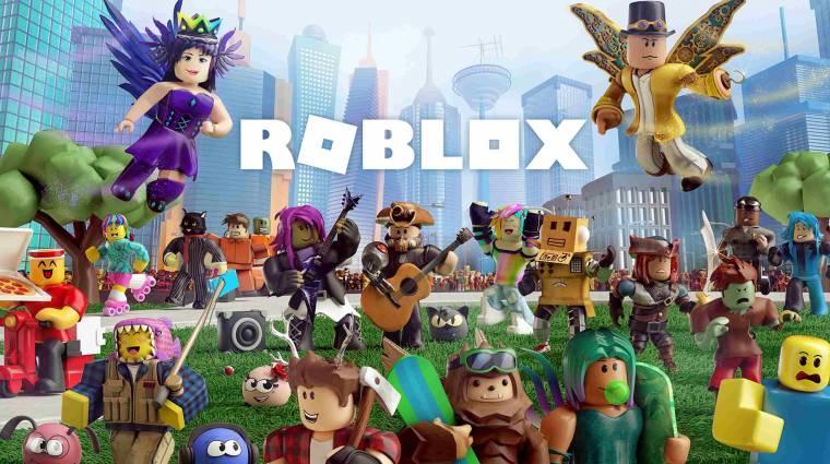 Félti a gyerekeket, ezért betiltja a romantikázást a Roblox fejlesztője bevezetőkép