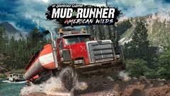 Spintires: MudRunner - dátumot kapott az American Wilds DLC kép