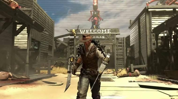The Surge - utolsó trailerét fogyasztja a vadnyugati DLC bevezetőkép