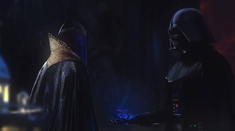Megjött a Vader Immortal második része, ebben már az Erőt is használhatjuk bevezetőkép