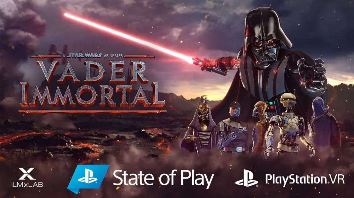 A Vader Immortal: A Star Wars VR Series PSVR-on is kezünkbe adja a sugárpallost kép