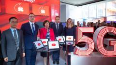 5G-t vitt Siófokra a Vodafone kép