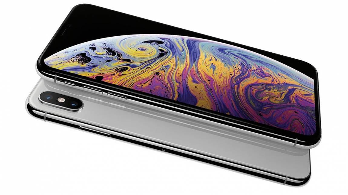 Apple iPhone Xs Max gyorsteszt kép