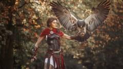 Ez a legjobb Assassin's Creed Odyssey cosplay, amit eddig láttunk! kép