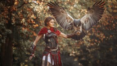 Ez a legjobb Assassin's Creed Odyssey cosplay, amit eddig láttunk!