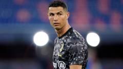 Döbbenetes rekordot ért el Ronaldo Instagramon kép