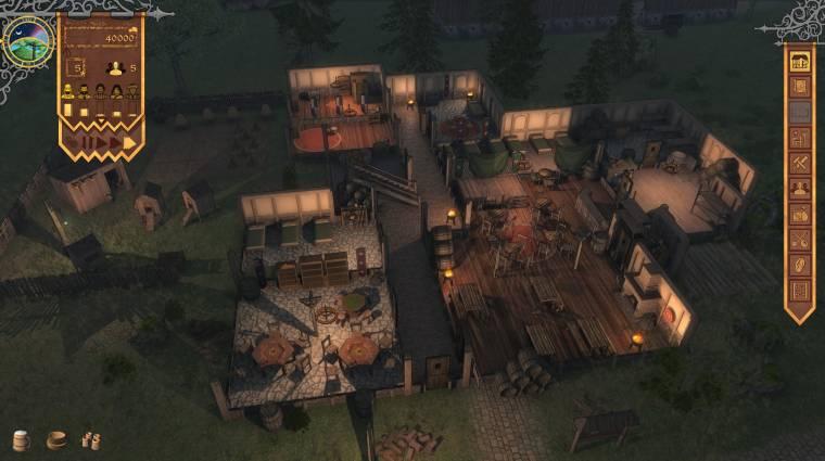 Crossroads Inn - indul a fantasy kocsma közösségi kalapozása bevezetőkép