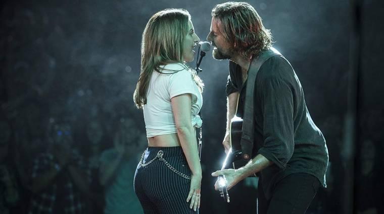 Lady Gaga és Bradley Cooper valóban felléptek egy koncerten kép