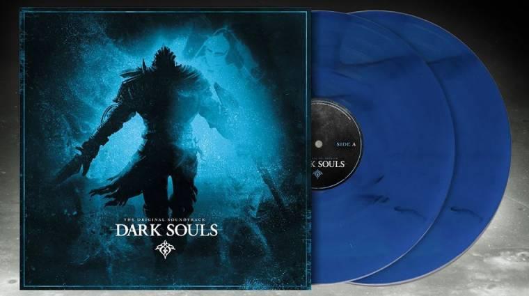 A Bandai Namco visszahozza a Dark Souls bakelit lemezeket bevezetőkép