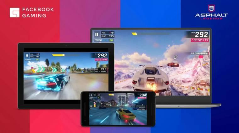 Elindult a Facebook Gaming streaming-szolgáltatás bevezetőkép